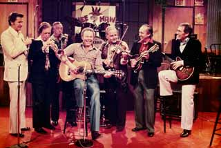 "Gimble with Hee Haw's ""Million Dollar Band"""